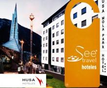 Hotel Husa Mola Park **** :: Andorra
