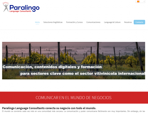 Paralingo – Language Consultants