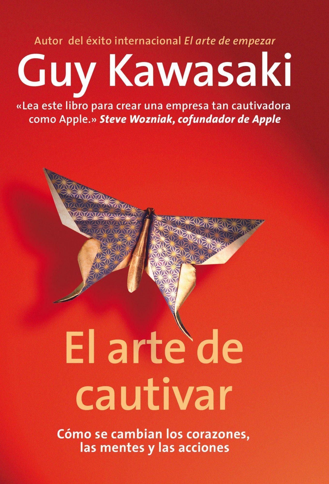 El Arte de Cautivar de Guy Kawasaki - Sant Jordi 2019