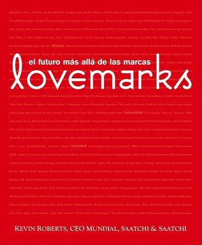 Lovemarks: El futuro más allá de las marcas - Sant Jordi 2019