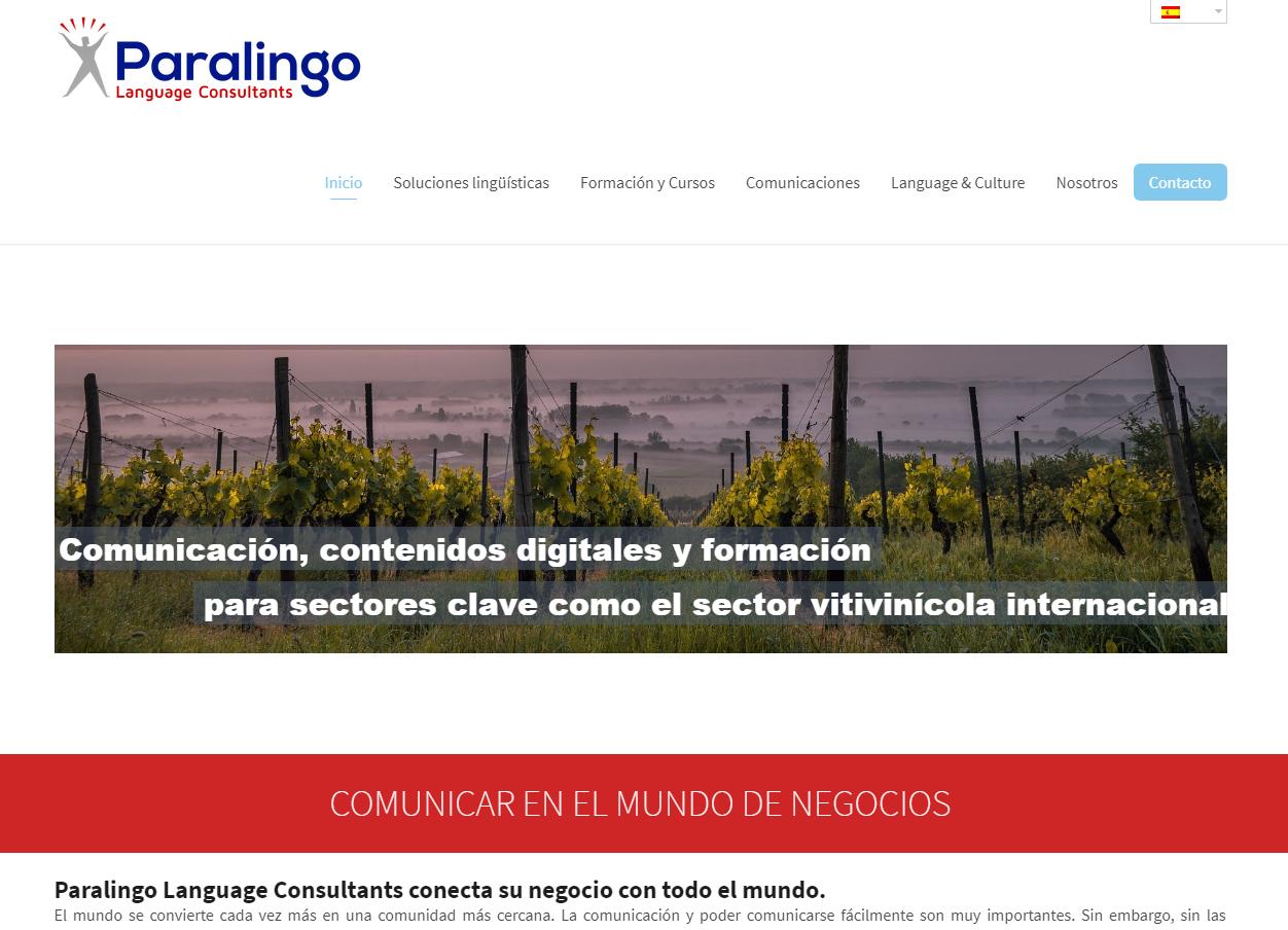 Paralingo – Language Consultants